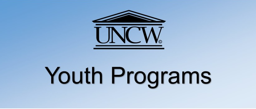 Youth Programs - Courses - UNCW Community Registration Services